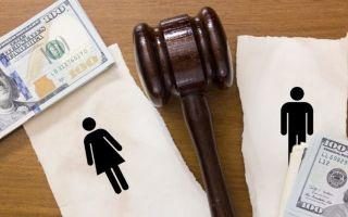 Как делится разделить кредит и долги при разводе: порядок действий