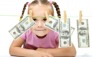 Выплаты несовершеннолетним: можно ли перечислять алименты на счет ребенка?
