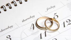 Кольца и календарь