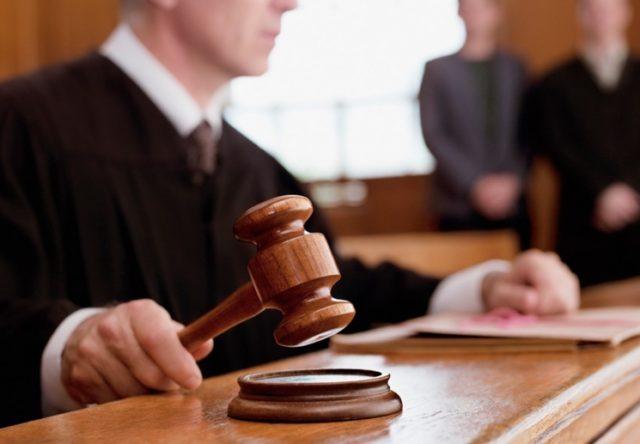 Судья в загсе